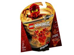 NINJAGO MASTERS OF SPINJITZU -  KAI SPINJITZU (97 PIECES) 70659