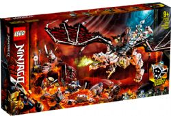NINJAGO -  SKULL SORCERER'S DRAGON  (1016 PIECES) 71721