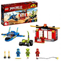 NINJAGO -  STORM FIGHTER BATTLE (165 PIECES) 71703