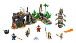 NINJAGO -  THE KEEPERS' VILLAGE (632 PIECES) 71747