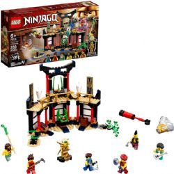 NINJAGO -  TOURNAMENT OF ELEMENTS (283 PIECES) -  LEGACY 71735