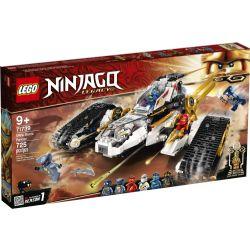 NINJAGO -  ULTRA SONIC RAIDER (725 PIECES) -  LEGACY 71739