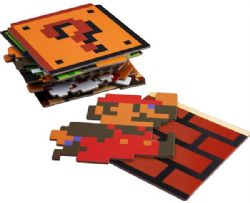 NINTENDO -  20 COASTERS SET -  SUPER MARIO BROS.