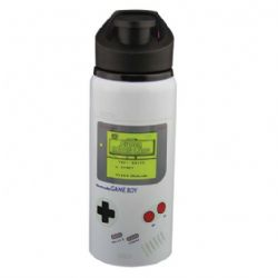 NINTENDO -  GAME BOY WATER BOTTLE