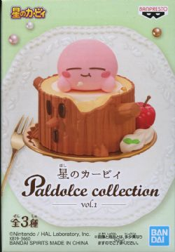 NINTENDO -  KIRBY'S DREAM LAND PALDOLCE COLLECTION VOL.1 - MINI FIGURE