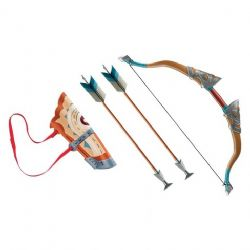 NINTENDO -  LINK DELUXE BOW SET WITH QUIVER AND ARROWS (2