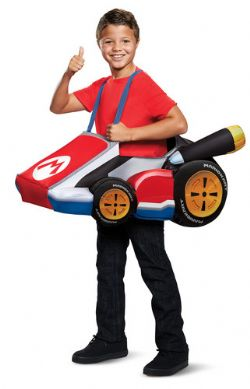 NINTENDO -  MARIO KART COSTUME (CHILD - ONE SIZE) -  MARIO KART