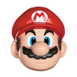 NINTENDO -  MARIO MASK (ADULT) -  SUPER MARIO
