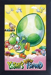 NINTENDO -  PICTURE FRAME (13