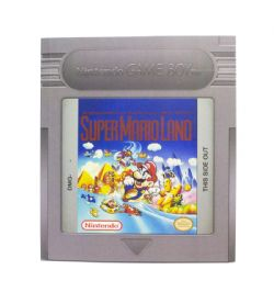 NINTENDO -  SUPER MARIO LAND. NOTEBOOK -  SUPER MARIO