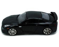 NISSAN -  2009 GT-R 1/24 - BLACK