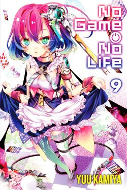 NO GAME NO LIFE -  -NOVEL- (ENGLISH V.) 09