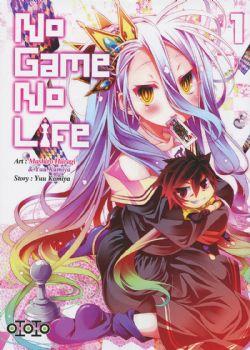 NO GAME NO LIFE -  (FRENCH V.) 01
