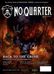 NO QUARTER -  NO QUARTER FEBRUARY 2017 70