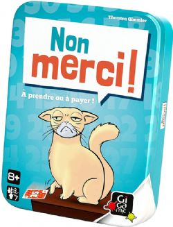 NON MERCI (FRENCH)
