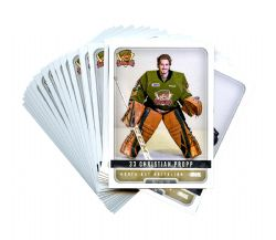 NORTH BAY BATTALION -  (23 CARDS) -  2018-19