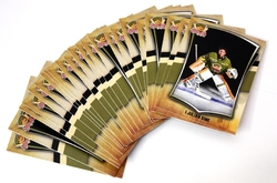 NORTH BAY BATTALION -  (24 CARDS) -  2016-17