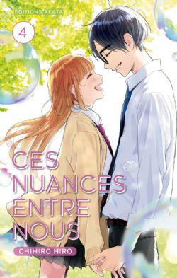 NUANCES ENTRE NOUS, CES -  (FRENCH V.) 04