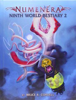 NUMENERA -  NINTH WORLD BESTIARY 2 (ENGLISH)