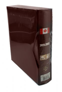 NUMIS ALBUMS -  NUMIS ALBUM FOR CANADIAN BANKNOTES -  2011-2013 08