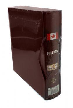 NUMIS ALBUMS -  NUMIS ALBUM FOR CANADIAN BANKNOTES -  2011-2013 08