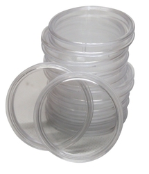 NUMIS CAPSULES -  CAPSULES FOR 35-MM COINS (PACK OF 10)