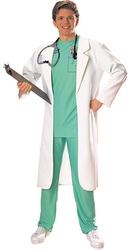 NURSES AND DOCTORS -  LAB COAT (ADULT - STANDARD 40-44)