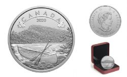 O CANADA! (2020) -  THE GREAT OUTDOORS -  2020 CANADIAN COINS 06