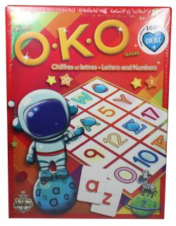 O.K.O -  O.K.O GAME LETTERS AND NUMBERS