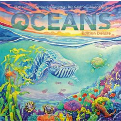 OCEANS -  ÉDITION DELUXE (FRENCH)