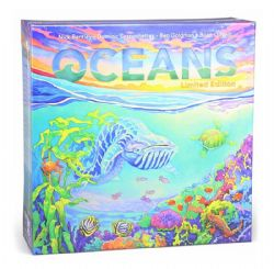 OCEANS -  LIMITED EDITION (ENGLISH)