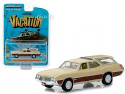 OLDSMOBILE -  NATIONAL LAMPOON'S VACATION 1970 OLDSMOBILE VISTA CRUISER 1/64 -  HOLLYWOOD SERIES 24