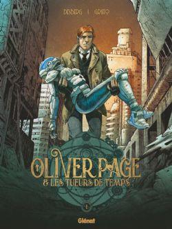OLIVER PAGE & LES TUEURS DE TEMPS 01