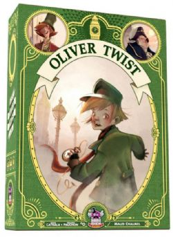 OLIVER TWIST (ENGLISH)