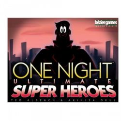 ONE NIGHT ULTIMATE -  SUPER HEROES (ENGLISH)