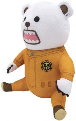 ONE PIECE -  BEPO RUMBLING PLUSH (25CM)