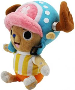 ONE PIECE -  CHOPPER NEW WORLD PLUSH (15CM)