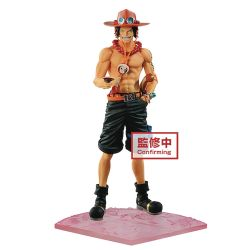 ONE PIECE -  FIGURE (4 INCHES) -  PORTGAS D. ACE