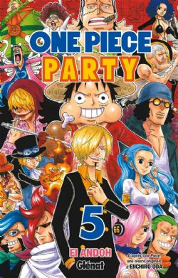 ONE PIECE -  (FRENCH V.) -  ONE PIECE PARTY 05