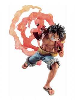 ONE PIECE -  LUFFY FIGURE (7ICNHES) -  ONE PIECE PROFESSIONALS