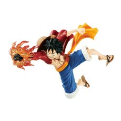 ONE PIECE -  MONKEY D LUFFY FIGURE (8INCHES) -  G X MATERIA