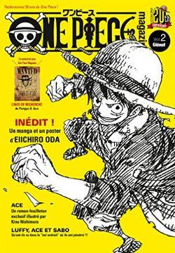 ONE PIECE -  ONE PIECE MAGAZINE -  20TH ANNIVERSARY 02