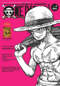 ONE PIECE -  ONE PIECE MAGAZINE -  20TH ANNIVERSARY 04