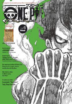 ONE PIECE -  ONE PIECE MAGAZINE -  20TH ANNIVERSARY 06