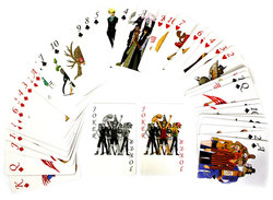 ONE PIECE -  PLAYING CARDS