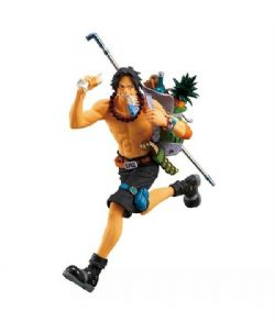 ONE PIECE -  PORTGAS D. ACE FIGURE (5INCHES)