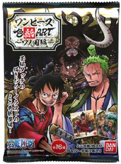 ONE PIECE -  SHIKISHI (ILLUSTRATED ART BOARD) SERIE 1