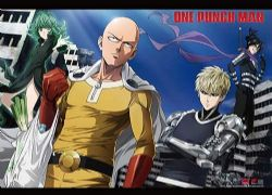 ONE PUNCH MAN -  -GROUP IN CITY- (33