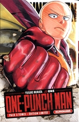 ONE-PUNCH MAN -  COFFRET TOME 1 À 3 (FRENCH V.)