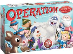 OPERATION -  RUDOLPH THE RED-NOSED REINDEER (ENGLISH)